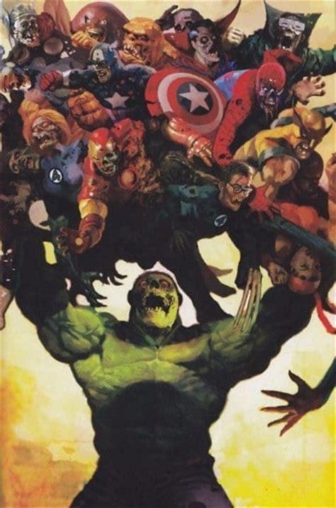 imagenes universo marvel imagenes de marvel zombies hulk marvel zombies