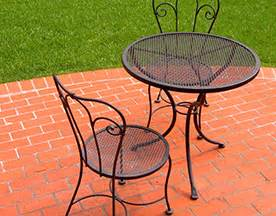 how to fix patio chairs patio furniture repair how to fix your aluminum patio
