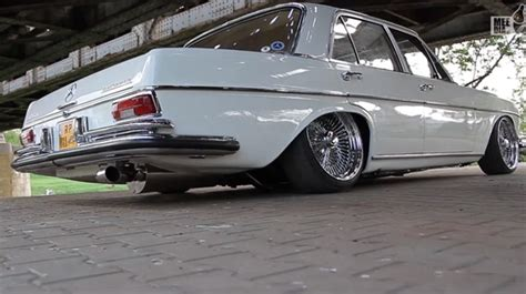 Modified Mercedes Fast Car