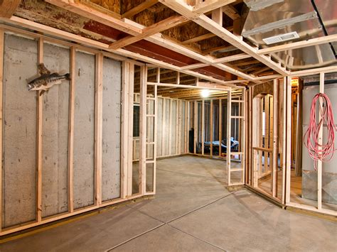 how to renovate a house what are the primary concerns with renovating a basement