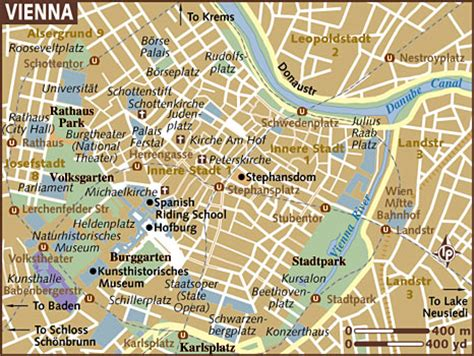 printable map vienna map of vienna