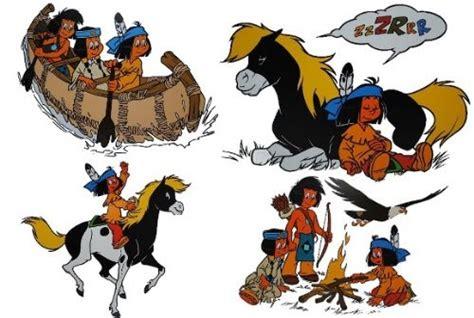 bild kinderzimmer indianer kinderzimmer wandtattoo 4 tlg set fensterbild