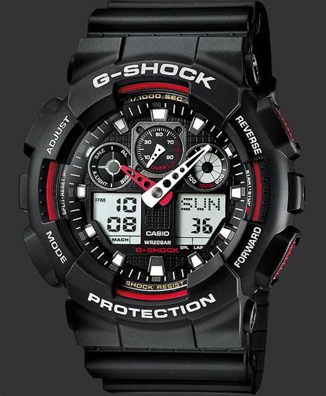 Exlcusive Ga 100 Ga 100 Ga 100 Ga100 Black Ori Bm Termurah g shock watches classic
