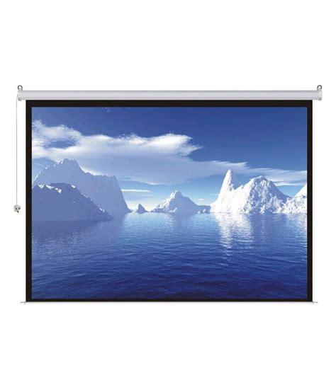 Screen Projector Motorized 96 Inci buy britelite motorised projector screen with remote 96