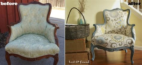 reupholster couch before and after how to reupholster a chair makeovers to inspire you