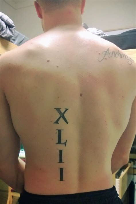 roman numerals tattoos for men numeral tattoos designs ideas and meaning tattoos