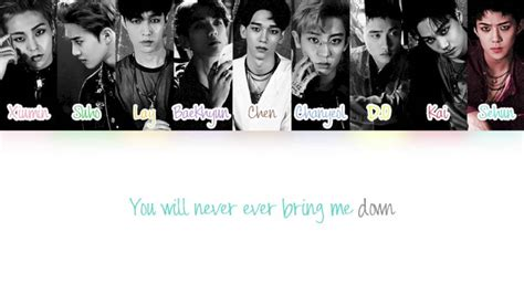 download exo can t bring me down lyrics color exo can t bring me down color coded lyrics han rom eng