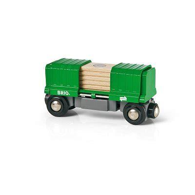 Lu Brio brio wagon porte conteneur brio le lutin