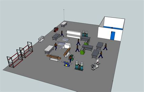 machine shop layout design laying out a new shop