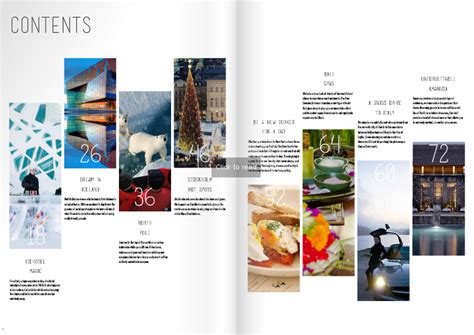 hotel magazine layout top flipbooks of the week march 2015