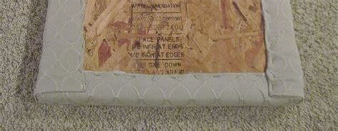 how to make a bench cushion with staple gun bench cushion up of corners and staple placement
