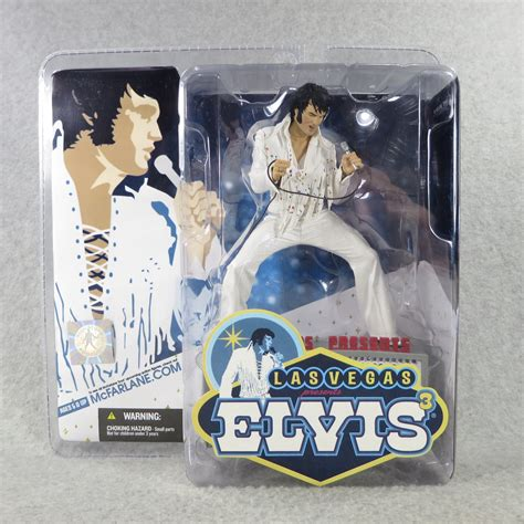 Figure Mcfarlane Elvis Complete value of las vegas 3rd elvis 5 quot figure