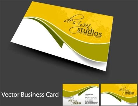 cdr templates business card visiting card design sle in coreldraw theveliger