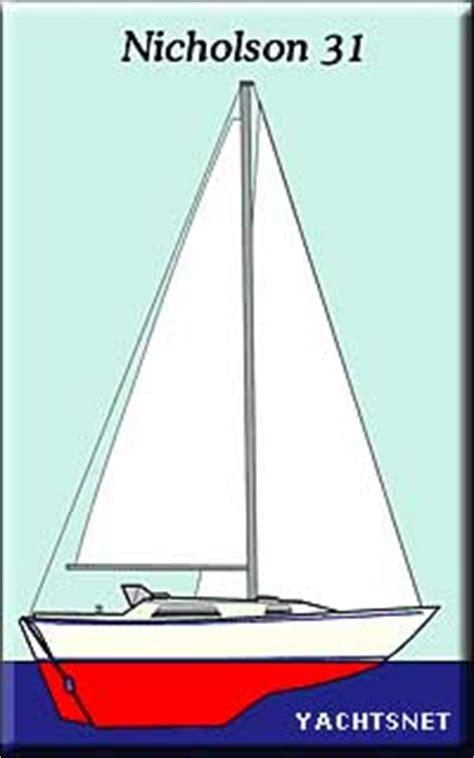 nicholson  archive details yachtsnet   uk yacht brokers yacht brokerage  boat