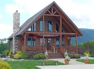 Cottage Loft Bed Nhlogcabinhomes Premium Quality Milled Log Amp Timber