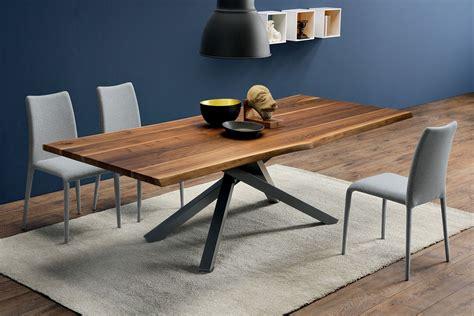 sedia arreda pechino tavolo fisso midj in metallo e legno massello