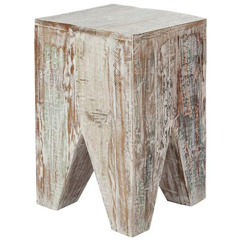 riteak toga corner stool by reason season time