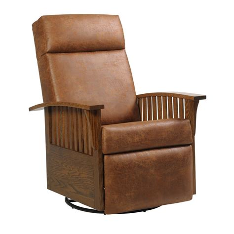 Swivel Glider Recliner Swivel Glider Recliner Amish Crafted Furniture