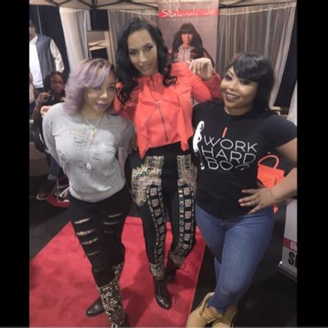 shekinah family hustle wiki tiny s bff shekinah t i personally kicked me off family