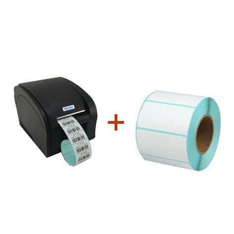 Label Sticker Barcode Thermal 50x25 1 1 Line 1000 Pcs xprinter shop buy xprinter products jumia nigeria
