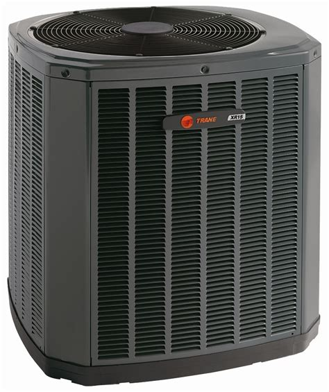 trane xl16i capacitor trane air conditioners