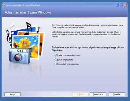 imagenes para hacer videos photo story informatica j a g