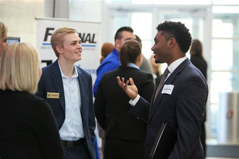 Mba Career Fairs Chicago by Cba Career Internship Fair College Of Business