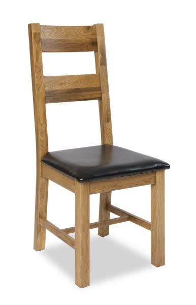 Upholstered Oak Dining Chairs Manor Oak Dining Chair Upholstered Seat
