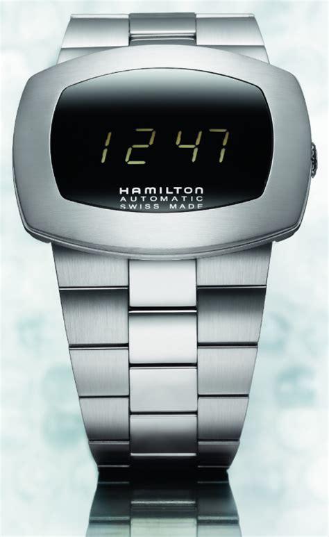 Hamilton Pulsar hamilton pulsomatic for 2010 ablogtowatch
