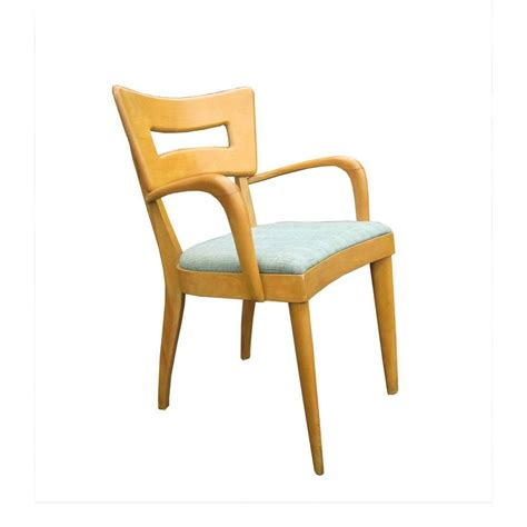 Heywood Wakefield Chairs by Set Of Eight Vintage Heywood Wakefield Dogbone Chairs For