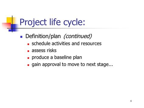 biography project definition cc2039 managing your final year project ppt download