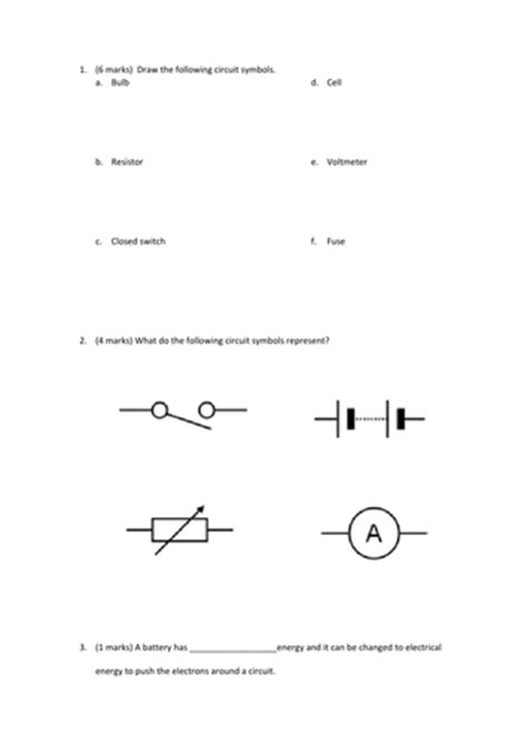 parallel circuits ks3 worksheet microbes and disease by uk teaching resources tes