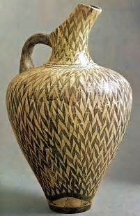 archaeology minoan pottery of the late bronze age