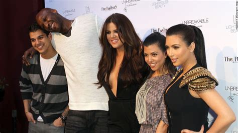 quot keeping up with the kardashians quot lamar odom says hi to khloe kardashian source says cnn