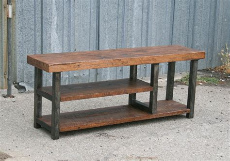 reclaimed oak bench reclaimed wood nightstand pottery barn the best 28 images