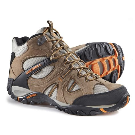 hiking boots merrell s yokota trail mid hiking shoes waterproof