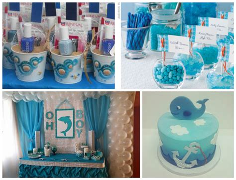 Baby Shower The Sea Theme by The Sea Baby Shower Decorations Images