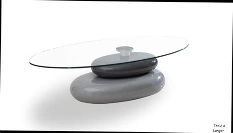 table basse relevable xl pas cher table basse galet gris