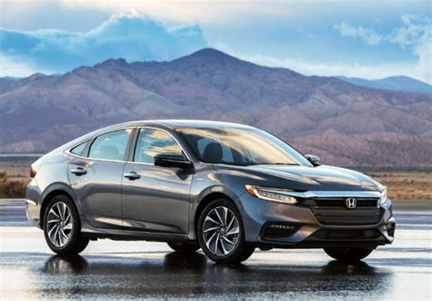 2020 Honda Insight by 2020 Honda Insight Changes Interior Specs And Price