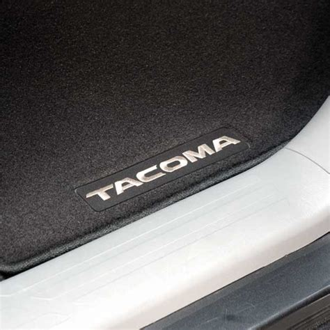 Toyota Tacoma Floor Mats 2011 by New 2011 2015 Toyota Tacoma Carpeted Floor Mats From