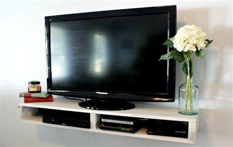 floating shelves tv diy floating tv shelf