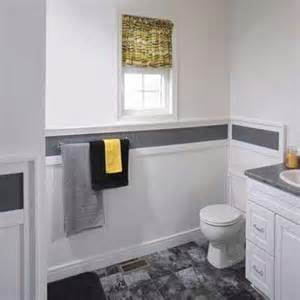 Wainscoting Bathroom Home Depot Marlite Supreme Wainscot 8 Linear Ft Hdf Tongue And