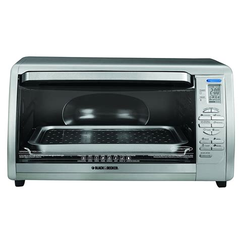 Black And Decker Toaster Convection Oven Black Amp Decker Cto6335s Stainless Steel Countertop