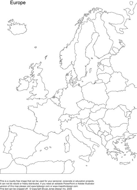 free map template world regional europe printable blank maps royalty free