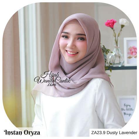 tutorial pashmina instan hijab tutorial instan segiempat oryza original by hijab