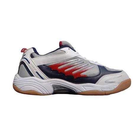 Adidas Sepatu Tennis Badminton Barricade Court White Orange Shoes Ori adidas badminton shoes india style guru fashion