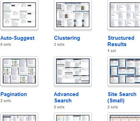 ui pattern search 40 helpful resources on user interface design patterns
