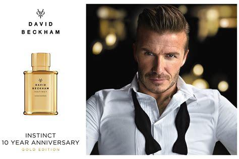 Parfum David Beckham Instinct instinct gold edition david beckham cologne a new