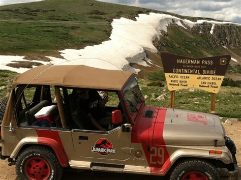 jurassic jeep 29 jeep 29 jurassic jeep 65 million years in the