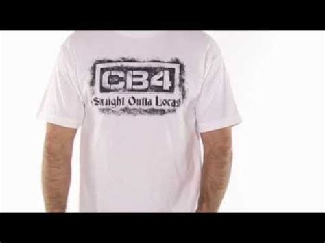 Tshirt Cb4 cb4 t shirt chris rock rockumentary t shirt